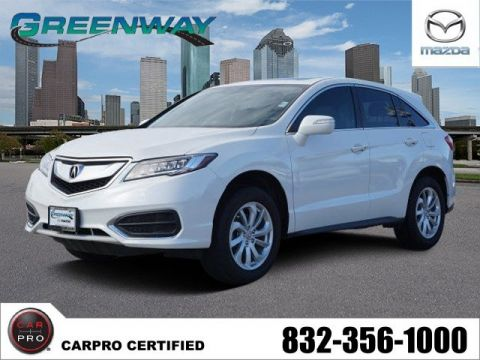 2017 Acura RDX Technology Package