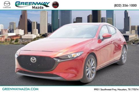 2019 Mazda Mazda3 Hatchback Preferred
