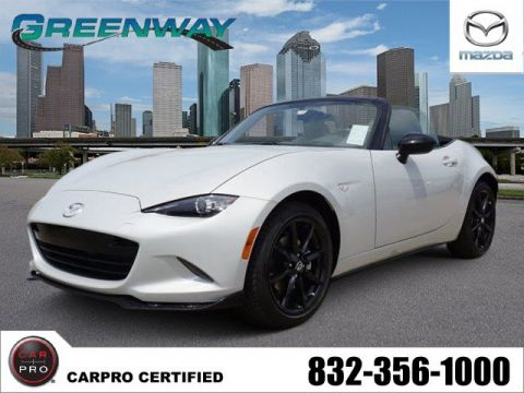 2019 Mazda Mazda MX-5 Miata Club