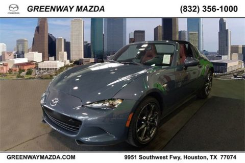 2020 Mazda Mazda MX-5 Miata RF Grand Touring